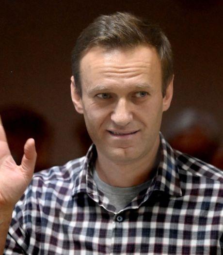 EU straft vier Russische justitie-kopstukken voor lot Navalny