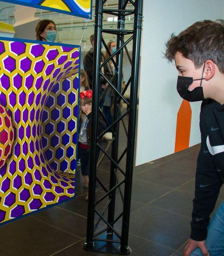 L'exposition Illusions joue les prolongations à la Cité Miroir