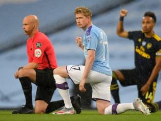 Football Talk. Ook dit seizoen zullen de spelers knielen voor de aftrap in de Premier League - Kroos kampt met een vervelende blessure