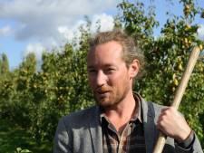 Boer Frank legt met veel geduld voedselbossen aan: 'Pas na zeven jaar levert het bos wat op'