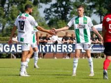 Roemeratoe wint ruim met FC Twente, De Jonge is trefzeker voor FC Groningen