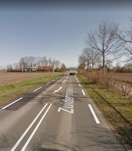 Provincie Flevoland houdt inloopavond over werkzaamheden aan weg tussen Ens en Kraggenburg