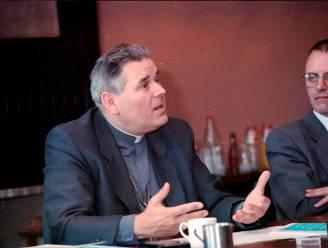 Biografie bisschop Roger Vangheluwe (73)