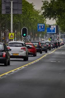 Rotterdam-Zuid wacht deze zomer veel overlast door wegwerk