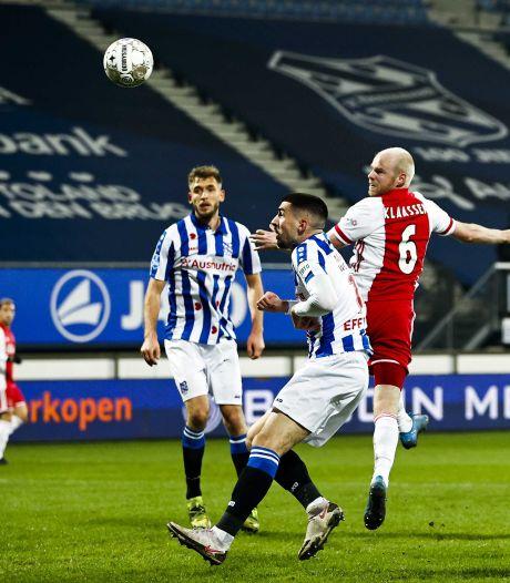 Ajax is oppermachtig in Heerenveen en plaatst zich voor bekerfinale tegen Vitesse