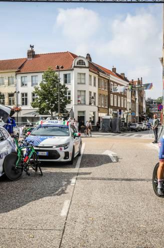 """REPORTAGE. """"Brugge is helemaal klaar voor het WK tijdrijden"""": wij waren bij de laatste voorbereidingen voor hét evenement van het jaar"""