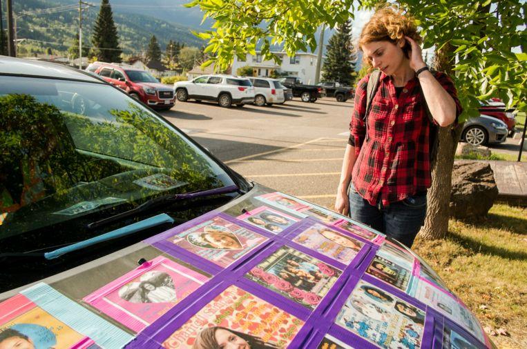 Emy Koopman in 'Paradijs Canada'. Beeld VPRO