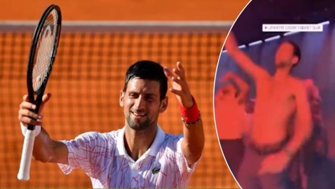 Novak Djokovic heeft het zitten: nummer één van de tenniswereld test positief op corona