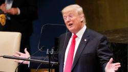 Gelach om borstklopperij van Trump tijdens zijn VN-toespraak, president hekelt socialisme en globalisering