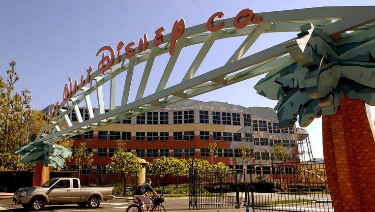 Het hoofdkantoor van Disney in Burbank, California. Beeld ap