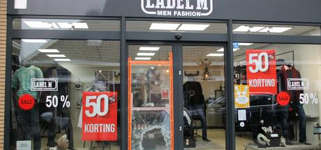 Inbreker maakt 20 euro buit bij Label M in Barneveld