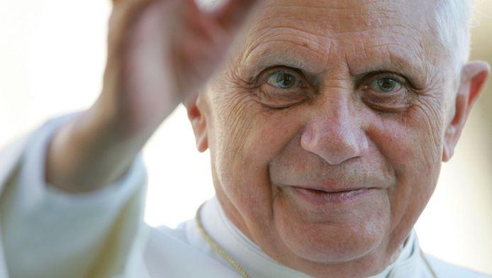 Paus Benedictus XVI © ANP