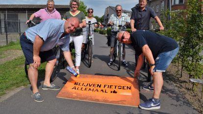 """Ook na de lockdown: """"Assenedenaren: blijven fietsen!"""""""