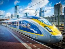 Razendsnelle Eurostar rijdt dit najaar mogelijk weer vaker naar Rotterdam