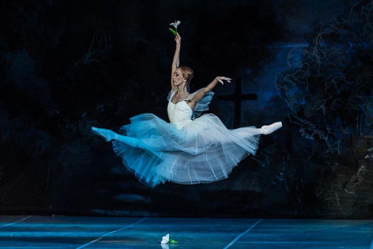Giselle wil niks liever dan een danseres worden Beeld A. Pashkov