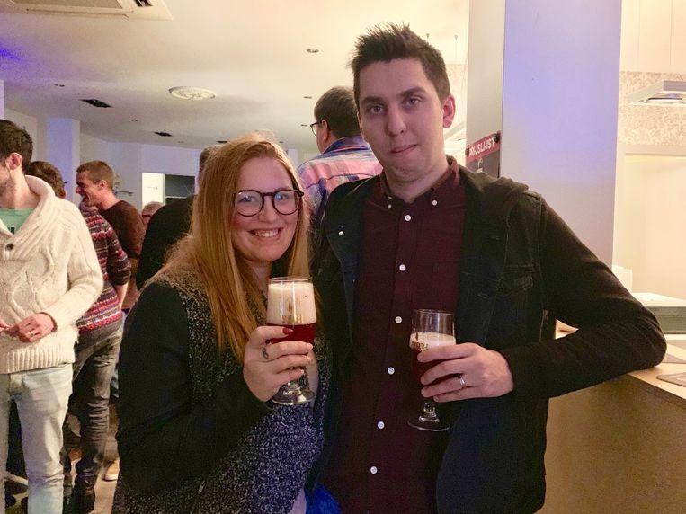 Opening Winterpop up Pjeirefretter 2019-2020 - Tessa De Kerf en Dylan Bermudez.