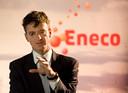 Eneco-ceo Jeroen de Haas. De directie ziet niets in een veiling en lobbiet intensief bij de politiek en belangenclubs.