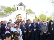 Honderden herdenken in Almelo Armeense Genocide van 104 jaar geleden