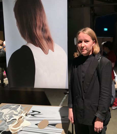 Eindexamententoonstelling Dutch Design Week: 'Net als een cocon'