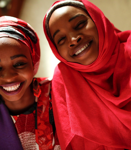 Boko Haram laat meisjes vrij: 'Stuur jullie dochters nooit meer naar school'
