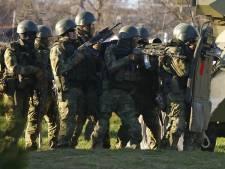Moskou vergroot militaire controle over de Krim