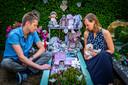 Michel en Joyce verloren vijf jaar geleden hun dochter Lisanne, die dood werd geboren.