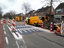 Twickelerblokweg veiliger voor fietsers
