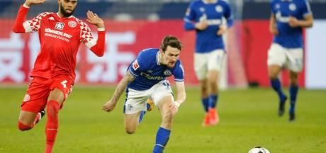 Schalke lijkt handhaving te kunnen vergeten na remise tegen concurrent