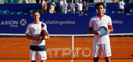 Diego Schwartzman sacré à Buenos Aires