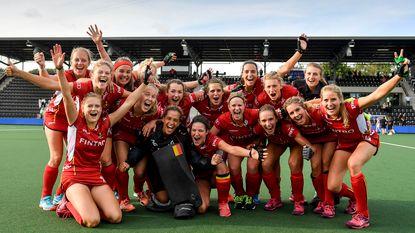 Historisch! Red Panthers spelen zaterdag tegen Oranje hun eerste EK-finale ooit