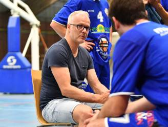 """Coach Dieter Dillen (Geranimo Bornem) staat voor eerste thuismatch: """"Tijdens het fietsen doe ik veel inspiratie op"""""""