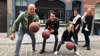 """Vilvoordse Vedetten trekken 'basketsloefen' aan voor goede doel: """"Amerikaanse NBA in hartje Vilvoorde!"""""""