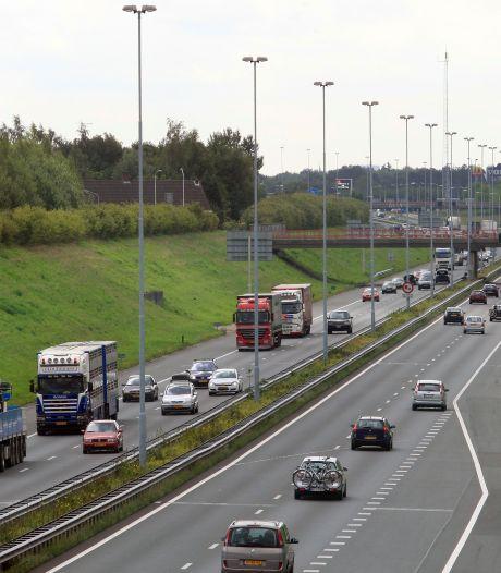 830 miljoen voor verbreden A2 tussen Deil en Vught, 200 miljoen voor spoorknooppunten in Brabant