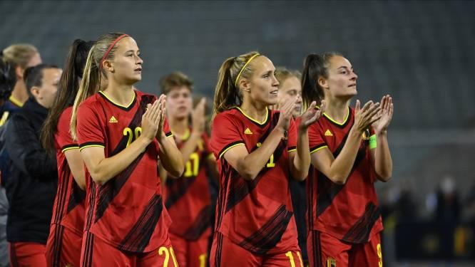 Red Flames treffen Frankrijk, Italië en IJsland op EK