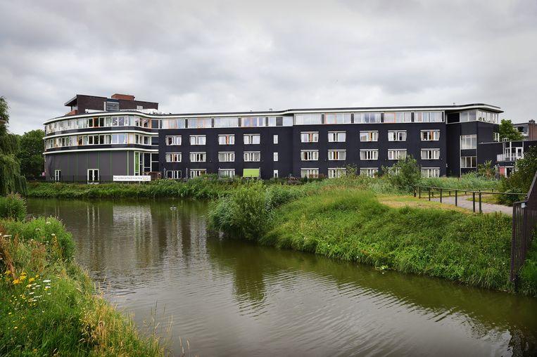 Verpleeghuis de Tweemaster in Maassluis. Beeld Marcel van den Bergh / de Volkskrant