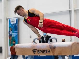 "Florian Landuyt (Sportac Deinze) op EK Toestelturnen in Basel: ""Ik wil tonen dat ik er op dit niveau nog steeds sta"""