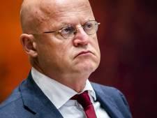 Grapperhaus weet: met excuses is de kous niet af, maar opstappen is geen optie