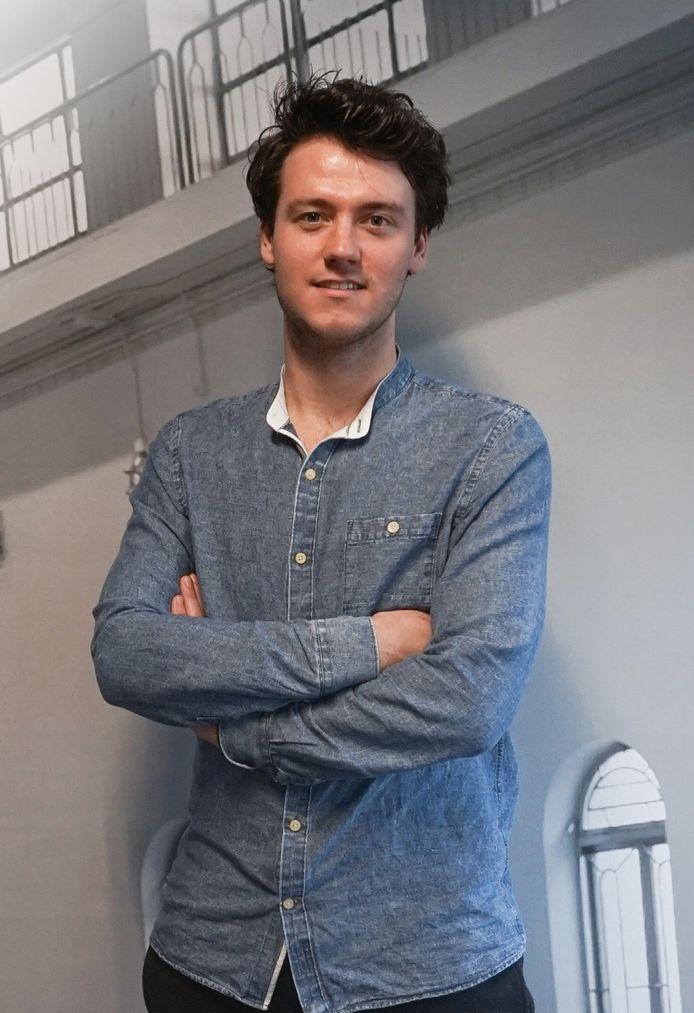 Thomas Peeters Weem is aangesteld als verenigingsondersteuner van Mill en Sint Hubert Verenigt.