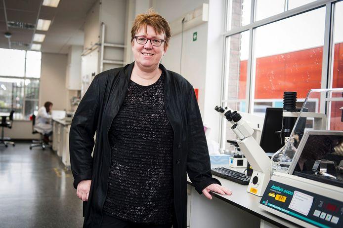 Anja Garritsen van InnatOss