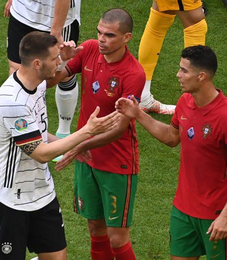 """Pepe confiant: """"Nous avons les capacités pour battre la France"""""""