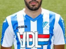 Karim Essikal na vertraging dan toch officieel speler van FC Eindhoven