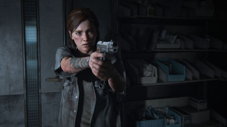 Beelden uit de game The Last of Us Part 2, uitgebracht voor de Sony PlayStation 4. Beeld Naughty Dog