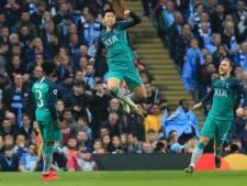Goal Son, staatje Messi: het is genieten deze week