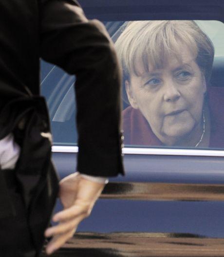 Angela Merkel espionnée depuis l'ambassade américaine à Berlin