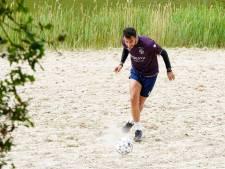 Pavlidis wil elke week met scherp schieten bij Willem II: 'Veel wedstrijden spelen en rijper worden'