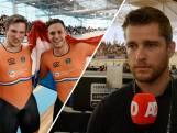 Theo Bos: 'Het zit wel goed met het Nederlandse baanwielrennen'