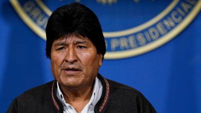 Boliviaanse president kondigt nieuwe verkiezingen aan na aanhoudend protest