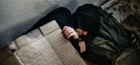 'Dak- en thuislozen slapen in Gorinchem noodgedwongen op straat omdat ze niet naar Dordt kunnen'