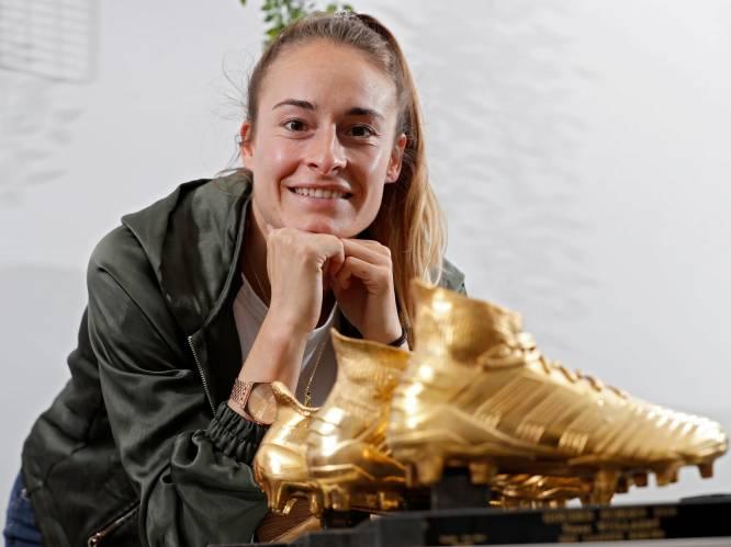 """Tessa Wullaert bezig aan recordjaar maar niet genomineerd voor Profvoetballer van het Jaar: """"Mensen zeggen me dat ik me er niets van moet aantrekken, maar kom zeg..."""""""