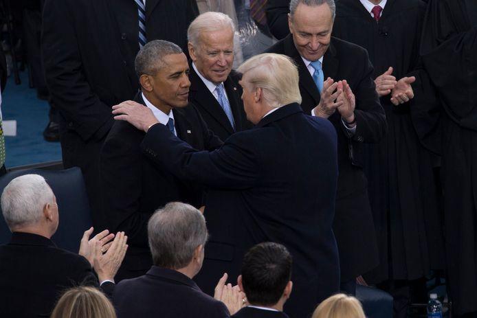 Donald Trump n'assistera pas à la cérémonie d'investiture de son successeur, Joe Biden.